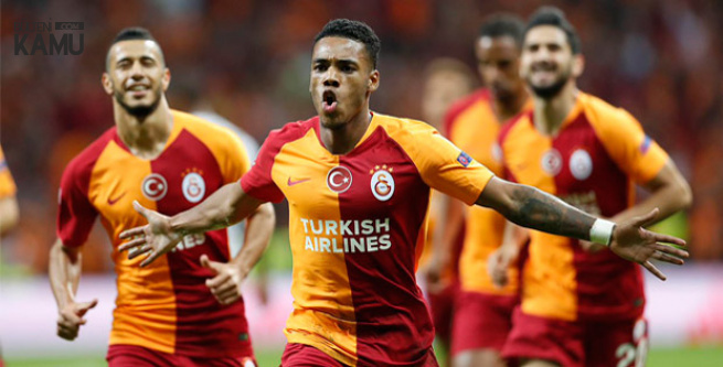 Galatasaray Shalke 04 Maç Maç Sonucu ve Özeti (Grup Puan Durumu)