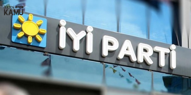 İYİ Parti İzmir İl Teşkilatı'nda 17 İlçe Başkanı İstifa Etti