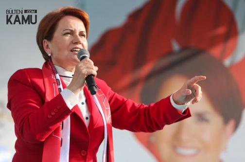 İYİ Parti Lideri Akşener: Cumhuriyetimizin Kutlanacağı Yer Başkentimiz Ankara'dır