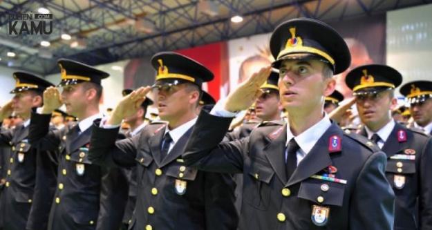 Jandarma'ya 500 Subay Alımında Yedek Aday Duyurusu Geldi