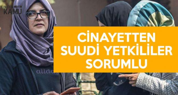 Kaşıkçı'nın Nişanlısı Hatice Cengiz : Cinayetten Suudi Yetkililer Sorumlu