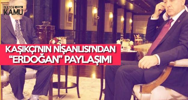 Kaşıkçı'nın Nişanlısı Hatice Cengiz'den 'Erdoğan' Paylaşımı