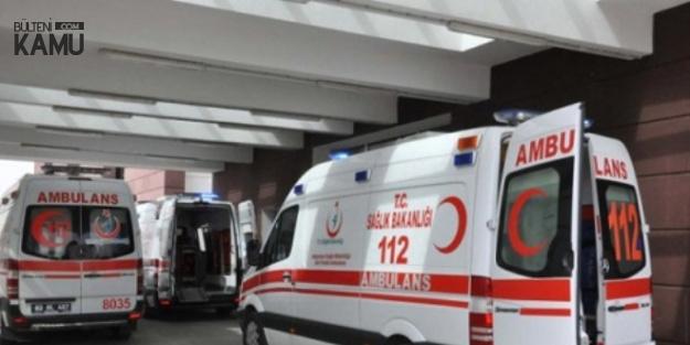 Konya'da Korkunç Olay! 5 Katlı Binanın Çatısından Düşen Çocuk Yaşamını Yitirdi