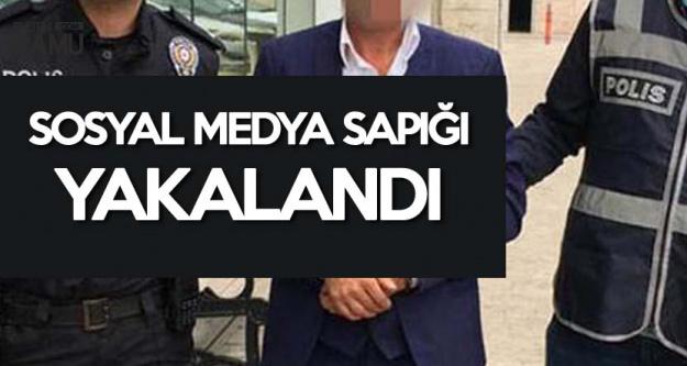 'Nasılsaİnternet' Diyerek Taciz Etmişti! Sosyal Medya Tacizcisi Yakalandı!