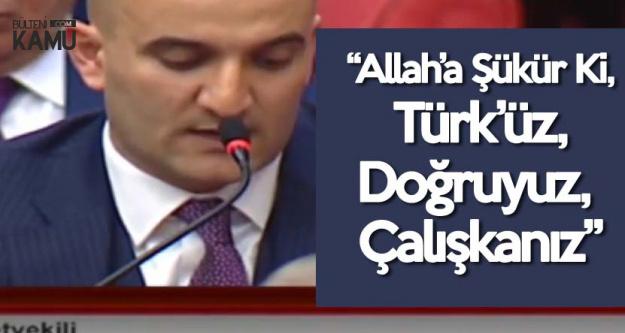 Olcay Kılavuz: Allah'a Şükür Ki Türk'üz, Doğruyuz, Çalışkanız