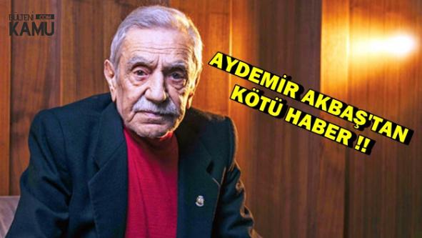 Son Dakika: Aydemir Akbaş'a Kanser Teşhisi