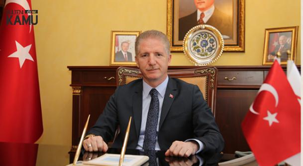 Yeni Gaziantep Valisi Davut Gül Kimdir? (2009'da Yılın Kaymakamı)