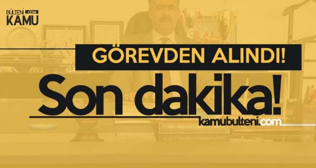 Atatürk Düşmanı Mehmet Emin Korkmaz Görevinden Alındı