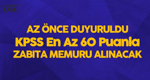 Az Önce Duyuruldu: Arnavutköy Belediyesi'ne KPSS En Az 60 Puanla Zabıta Memuru Alımı Yapılacak