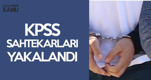 Başkasının Yerine KPSS'ye Giren 3 Üniversiteli Gözaltına Alındı