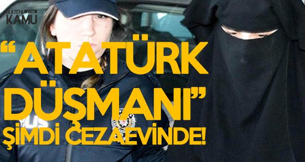 Edirne'de Atatürk'e Hakaret Eden Kadın Tutuklandı