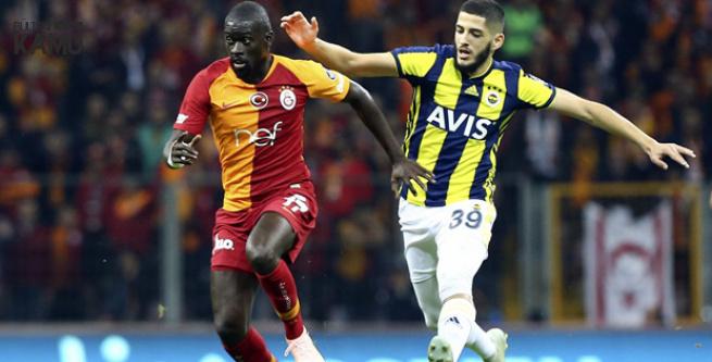 Galatasaray: 2 Fenerbahçe: 2 (Maç Özeti ve Puan Durumu)