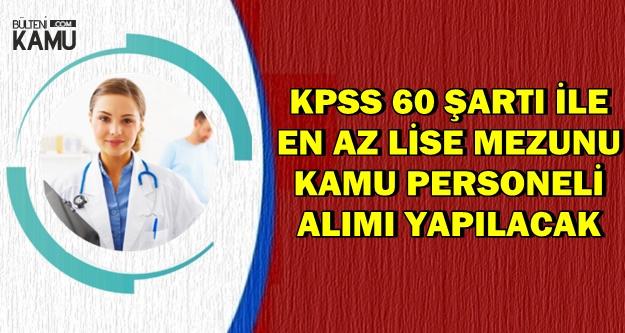 Kafkas Üniversitesi 60 KPSS ile Kamu Personeli Alımı Yapıyor