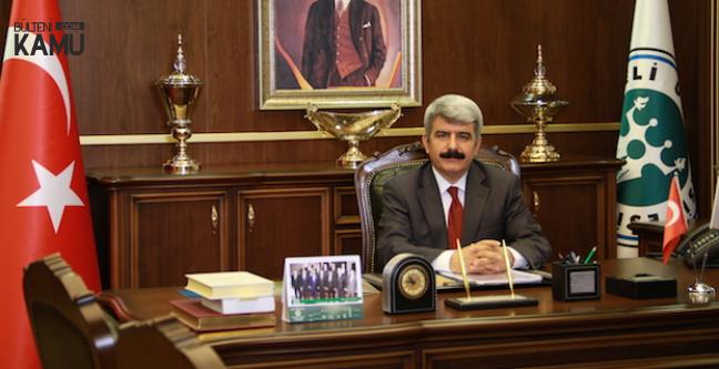 Kocaeli Üniversitesi Rektörü Prof. Dr. Sadettin Hülagü Kimdir , Nerelidir?