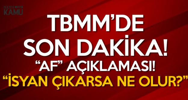 MHP'li Bülent Karataş'tan 'Mahkum Affı' Açıklaması: Bir Talimatla İsyan Başlatılırsa Ne Olur?