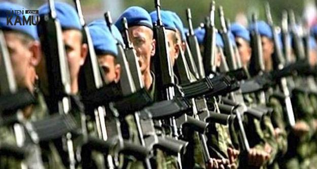 MSB Bedelli Askerlik Yer ve Tarihleri Açıklanıyor (4. Celp Dönemi)