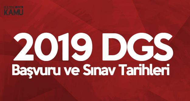 ÖSYM'den Duyuru Geldi, 2019 DGS Tarihi Belli Oldu