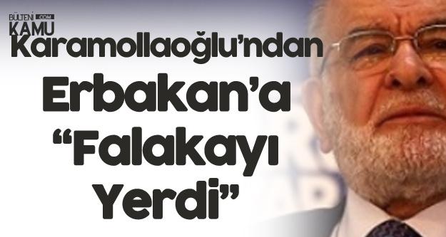 Temel Karamollaoğlu'ndan Yeni Parti Kuran Fatih Erbakan'a 'Herhalde Falaka Yerdi'