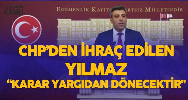 'Türkçe Ezan ve Kur'anı Kerim' Açıklamasını Yapan CHP'li Öztürk Yılmaz Partiden İhraç Edildi