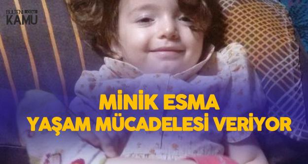 Üvey Babası Tarafından Öldüresiye Dövülen 2 Yaşındaki Esma'nın Babası Konuştu