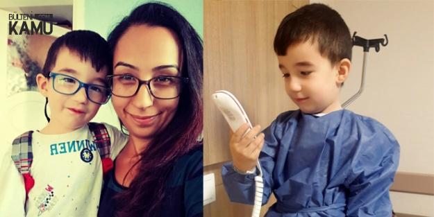 5 Yaşındaki Çocuk Göz Ameliyatı için Gittiği Hastanede Komalık Oldu