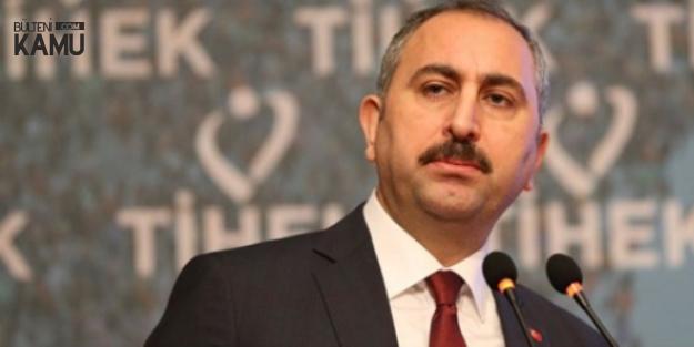 Adalet Bakanı Gül'den 'Başörtüsü' Açıklaması Geldi