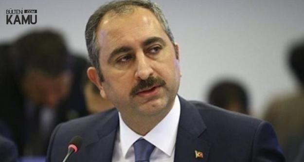 Adalet Bakanı'ndan 'Selahattin Demirtaş' Kararına Tepki