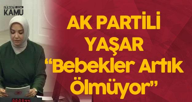 AK Partili Yaşar Açıkladı! Türkiye'de Günde 385 Suriyeli Bebek Doğuyor
