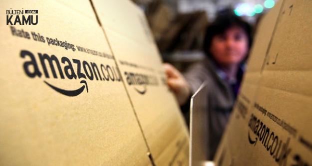 Almanya'da Amazon İşçileri Greve Gitti!