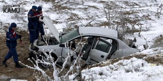 Ankara Polatlı'da Feci Kaza: 2'si İmam 3 Kişi Öldü