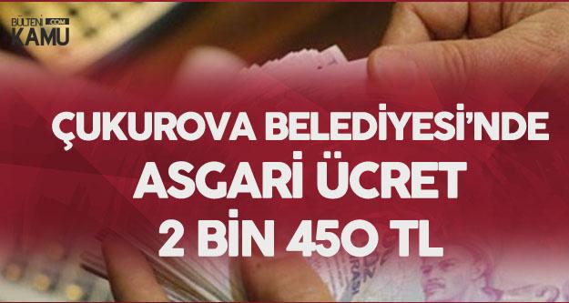 Başkan Bugün Açıkladı: Asgari Ücret 2 Bin 450 TL