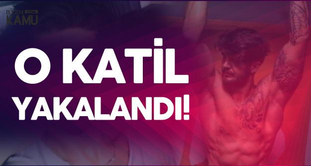 Beşiktaş'ta Gürültü Cinayeti Zanlısı Polis Tarafından Yakalandı
