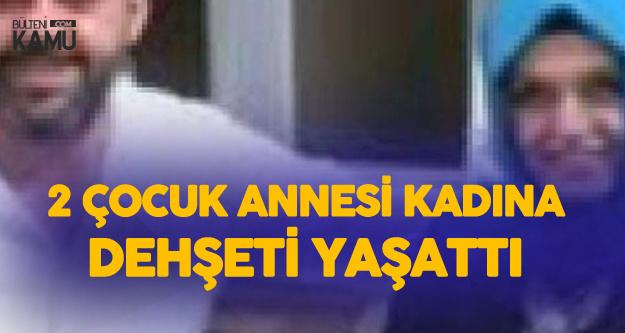 Bursa'da Kan Donduran Olay! Karısına Dehşeti Yaşattı