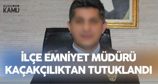 Çayçuma İlçe Emniyet Müdürü Ahmet Kılıç Tarihi Eser Kaçakçılığından Tutuklandı