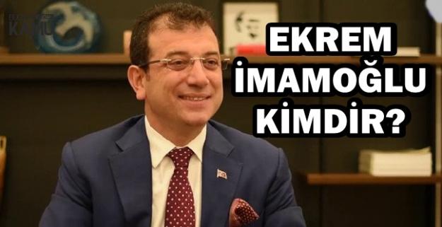 Ekrem İmamoğlu Kimdir , Nerelidir? Önceki Görevleri (CHP İstanbul Adayı mı Olacak?)