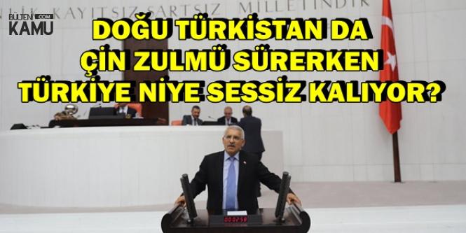 Fahrettin Yokuş: Çin Zulmü Sürerken Türkiye Neden Sessiz?