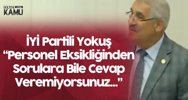 Fahrettin Yokuş Hatırlattı: Tarım Bakanlığı'nın Personel Eksikliği Açıklaması Tekrar Gündeme Geldi!