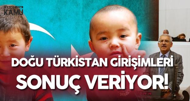Fahrettin Yokuş'un Doğu Türkistan Girişimleri Sonuç Vermeye Başlıyor