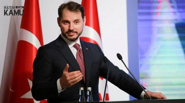 Hazine ve Maliye Bakanı Albayrak'tan Asgari Ücret Açıklaması