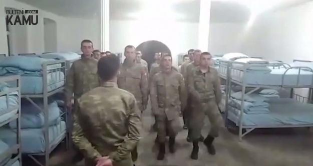 MHP'li Belediye Başkan Adayı için Askeri Marş Söyleten O Asker Hakkında Soruşturma Başlattı