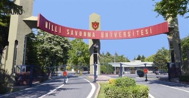 Milli Savunma Üniversitesi Sivil Memur Alımı Yapıyor