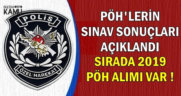 Polis Akademisi PÖH Sonuçlarını Açıkladı-Sırada Yeni PÖH Alımı Var