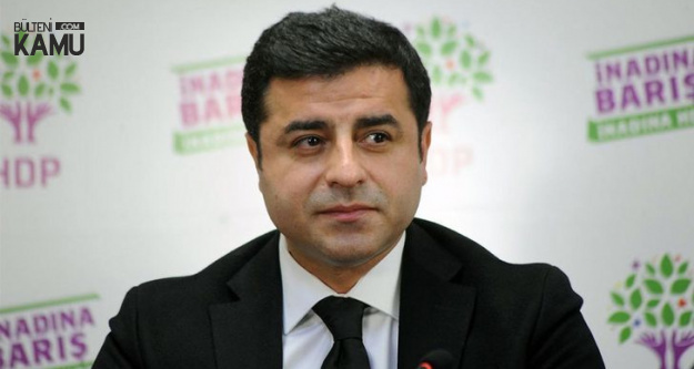 "Selahattin Demirtaş: ""AKP'ye Oy Verin"""