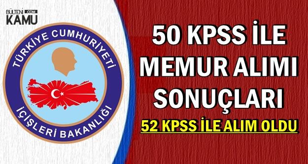 Trabzon Zabıta ve İtfaiye Eri Alımı Sonuçları Açıklandı-52-53 KPSS ile Alım