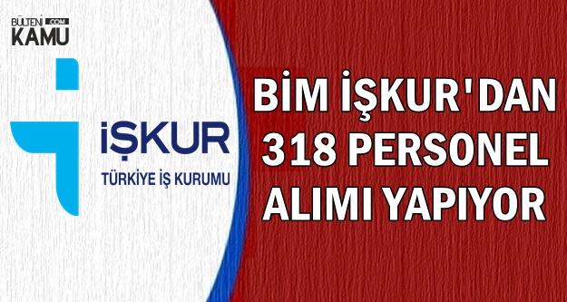 BİM, İşkur'dan En Az İlkokul Mezunu 318 Personel Alımı Yapıyor