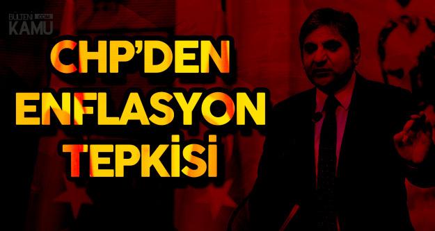 CHP'li Aykut Erdoğdu'dan Flaş Açıklama: Maaşlara Az Zam Yapmak için...