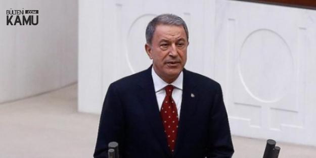 Milli Savunma Bakanı Hulusi Akar: Mücadelemiz Kürt Kardeşlerimizle Değil