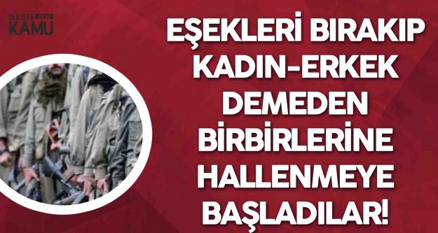 PKK'lı Teröristlerin Sapıklığı Bir Kez Daha Ortaya Çıktı!
