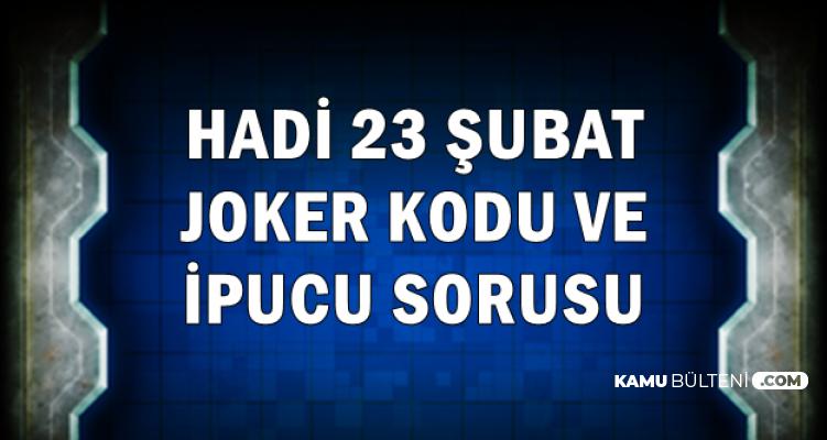 23 Şubat Hadi Digitürk Joker Kodu ve İpucu Sorusu: Devre Arasında Beşiktaş'tan Fenerbahçe'ye Transfer Olan Futbolcu