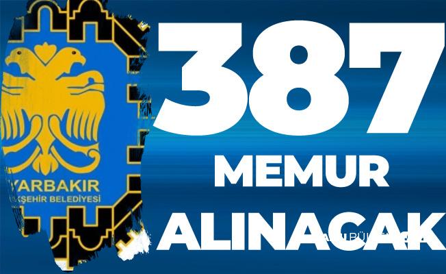 Binlerce Kişi Başvuruyor! Diyarbakır Büyükşehir Belediyesi 387 Memur Alımı için Başvurular 6 Mart'ta Sona Erecek